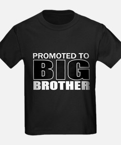 promoted big brother T-Shirt