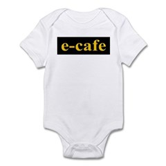 e-cafe Infant Bodysuit