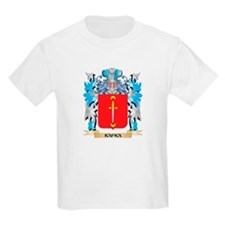Kafka Coat of Arms - Family Crest T-Shirt
