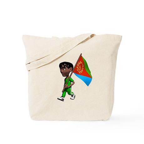 Eritrea Boy Tote Bag