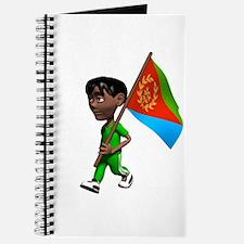 Eritrea Boy Journal