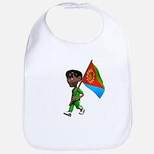 Eritrea Boy Bib