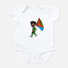 Eritrea Boy Infant Bodysuit