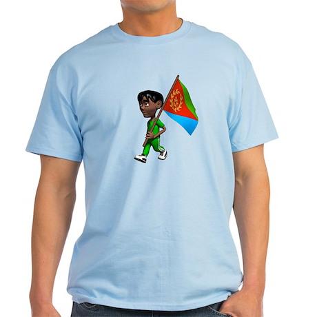 Eritrea Boy Light T-Shirt