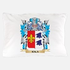 Kala Coat of Arms - Family Crest Pillow Case