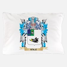 Kale Coat of Arms - Family Crest Pillow Case