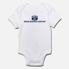 Retired Human Resources Assis Infant Bodysuit