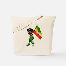Ethiopia Boy Tote Bag