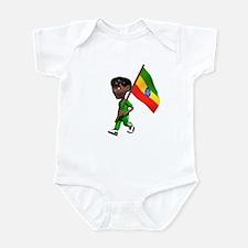 Ethiopia Boy Infant Bodysuit