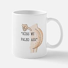 Kiss My Paleo Ass Mugs