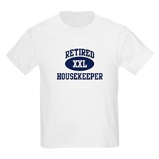 Retired Housekeeper T-Shirt