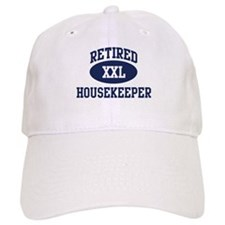 Retired Housekeeper Baseball Cap