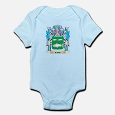 Kane Coat of Arms - Family Crest Body Suit