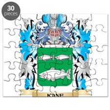 Kane Coat of Arms - Family Crest Puzzle