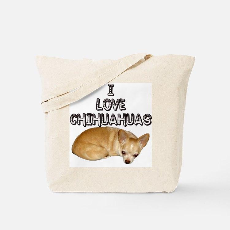 chihuahua.jpg Tote Bag