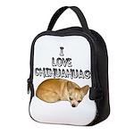 Chihuahua.jpg Neoprene Lunch Bag