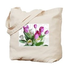 TULIPS <br>Tote Bag