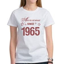 Awesome Since 1965 Tee
