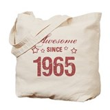 50th birthday women Canvas Totes