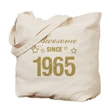 Awesome Since 1965 Tote Bag
