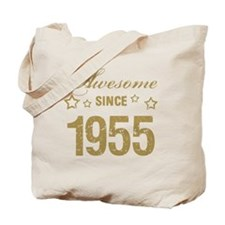Awesome Since 1955 Tote Bag