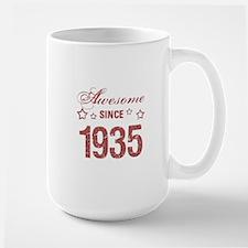 Awesome Since 1935 Mug
