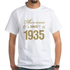 Awesome Since 1935 Shirt
