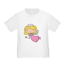 Oh So Sweet Little Blonde Tooth Fairy T