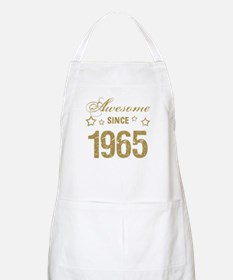 Awesome Since 1965 Apron