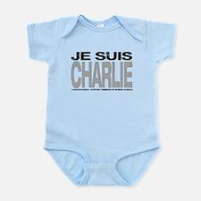 Je Suis Charlie Body Suit