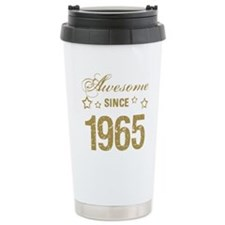 Awesome Since 1965 Travel Mug