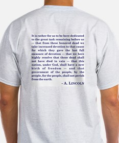 What Would LINCOLN Do T-Shirt