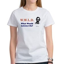 What Would LINCOLN Do Tee