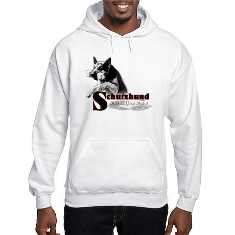 Schutzhund - Ultimate Hooded Sweatshirt
