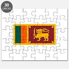 FLAG OF SRI LANKA Puzzle