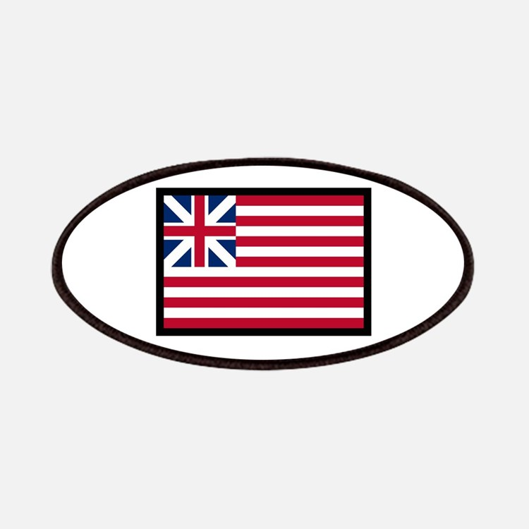 GRAND UNION FLAG Patches