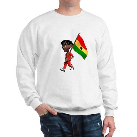 Ghana Boy Sweatshirt