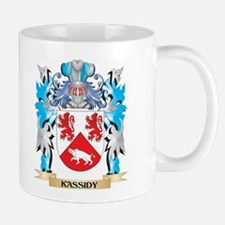 Kassidy Coat of Arms - Family Crest Mugs