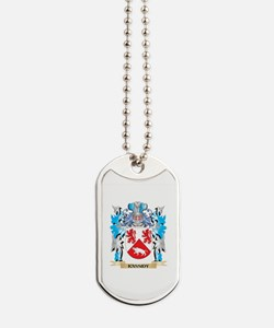 Kassidy Coat of Arms - Family Crest Dog Tags