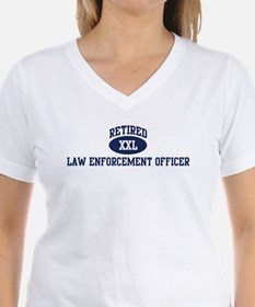 Retired Law Enforcement Offic Shirt