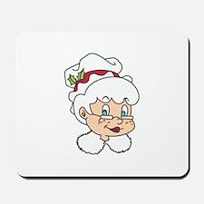 MRS CLAUS Mousepad