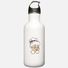 MRS CLAUS Water Bottle