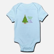 CHRISTMAS TREE ISLAND Body Suit