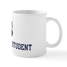 Retired Language Arts Student Mug