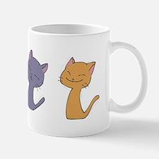 Emoji Cats Mug