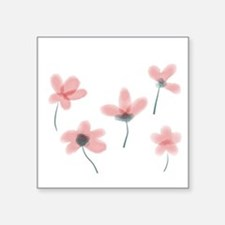 Soft Flower Sticker