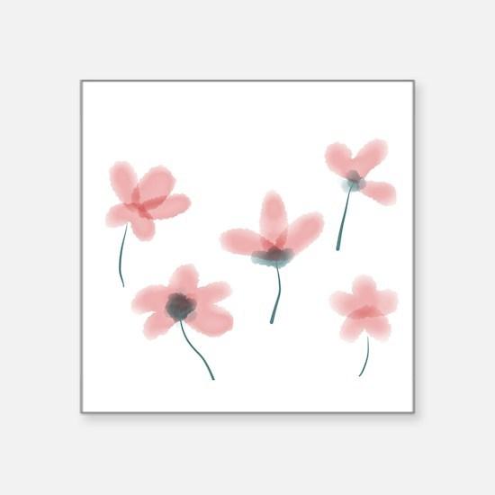 Soft Flower Sticker