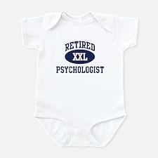 Retired Psychologist Infant Bodysuit