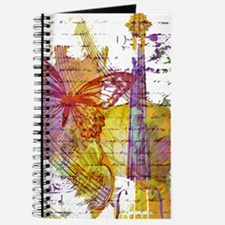 butterfly music Journal