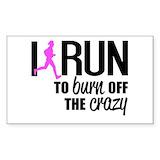 Marathon 26.2 Stickers